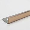 Tile Rite Boutique 10mm Bright Copper L-Shape Metal Tile Trim profile small image view 1