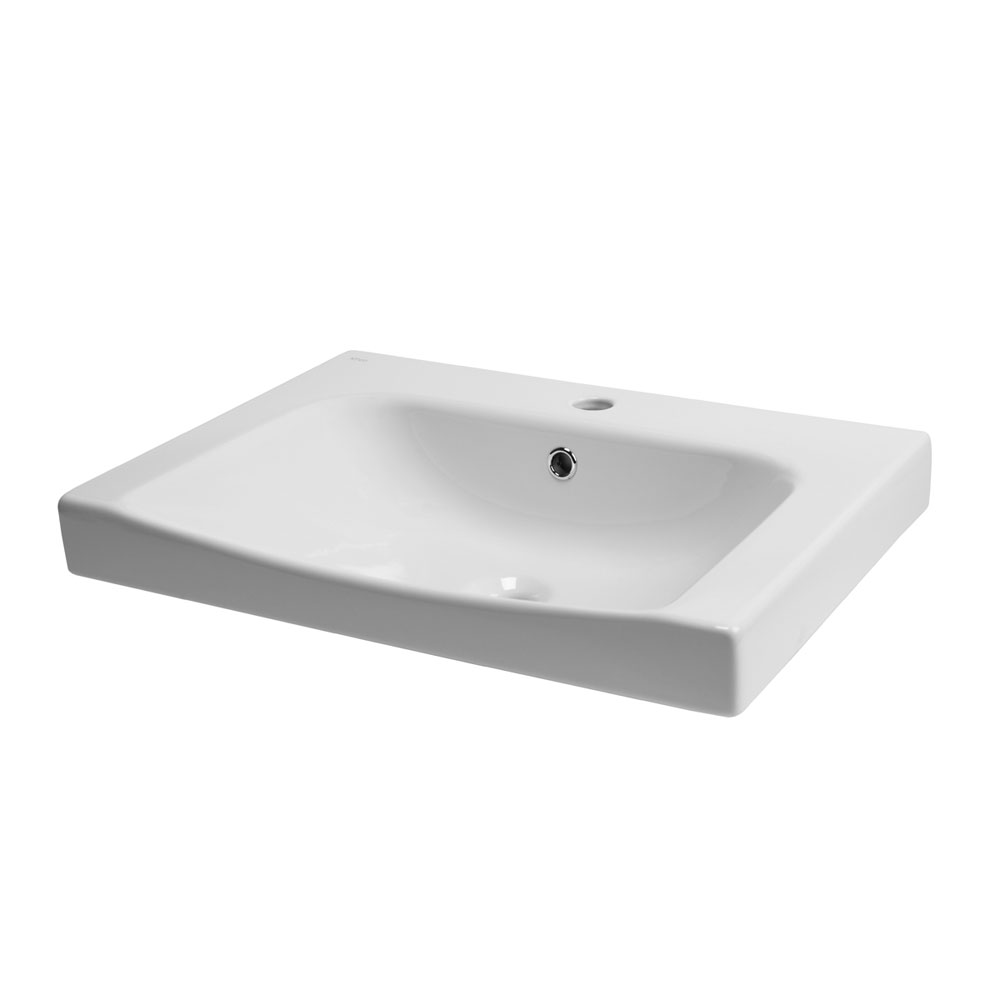 Roper Rhodes Breathe 610mm Countertop or Wall Mounted Basin - BRE600C Large Image