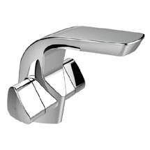 Bristan Bright Mono Basin Mixer with Clicker Waste Medium Image