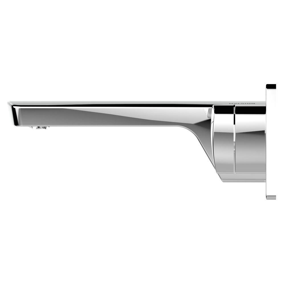 Bristan Bright Wall Mounted Basin Mixer Profile Large Image