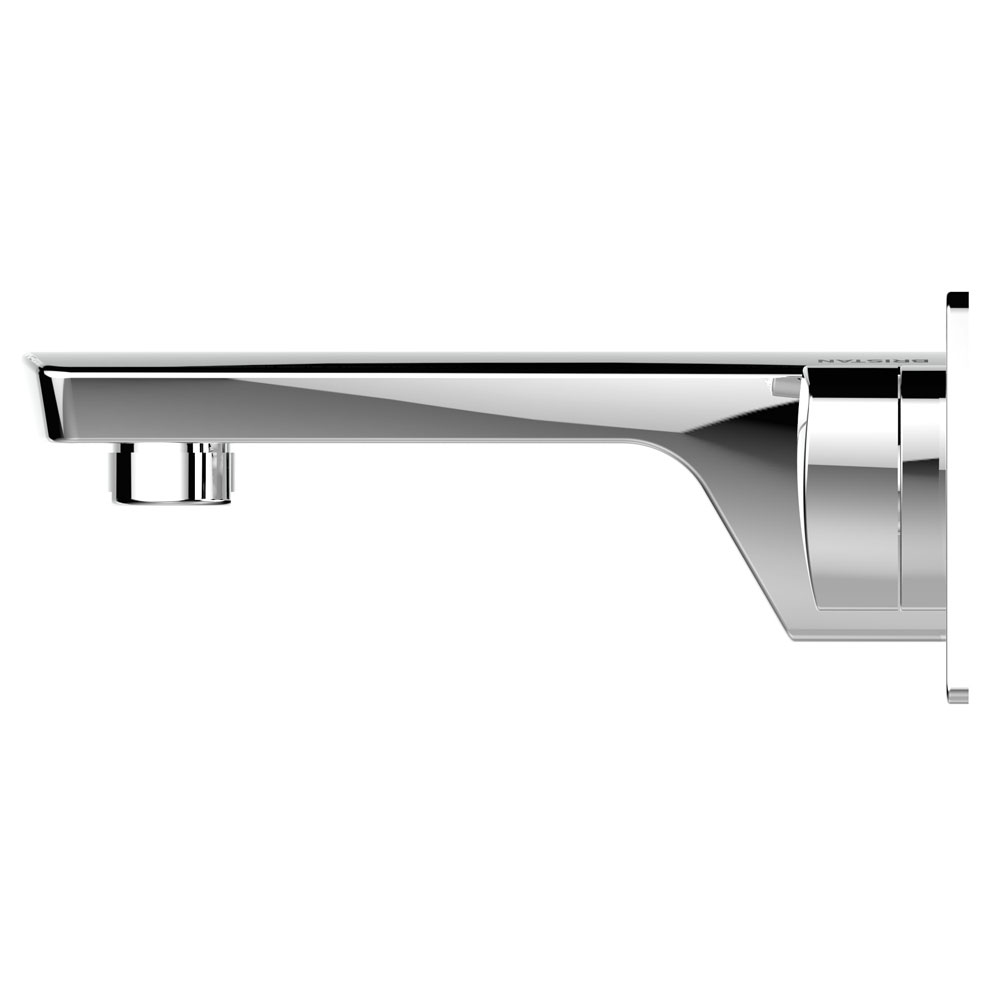 Bristan Bright Wall Mounted Bath Filler Profile Large Image
