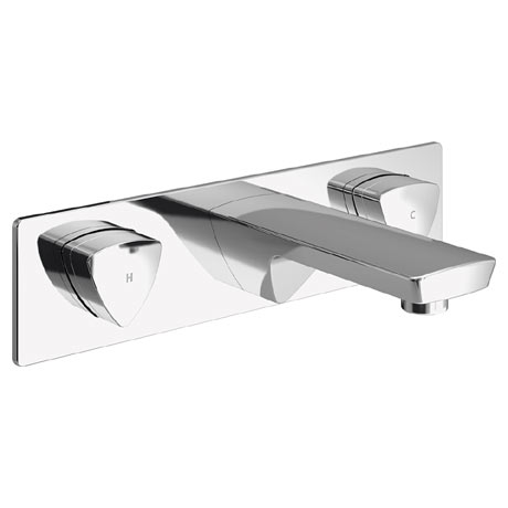 Bristan Bright Wall Mounted Bath Filler