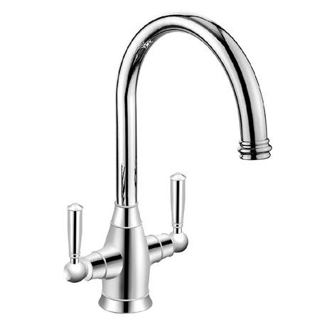 Bromley Dual Lever Kitchen Sink Mixer