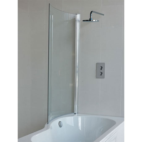 Britton Bathrooms - EcoRound Bathscreen - BS7