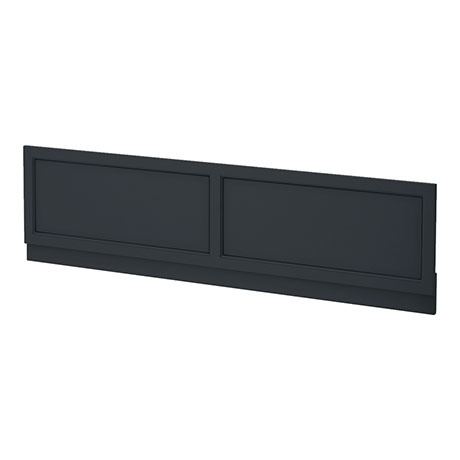 Chatsworth Graphite 1500 Traditional Front Bath Panel