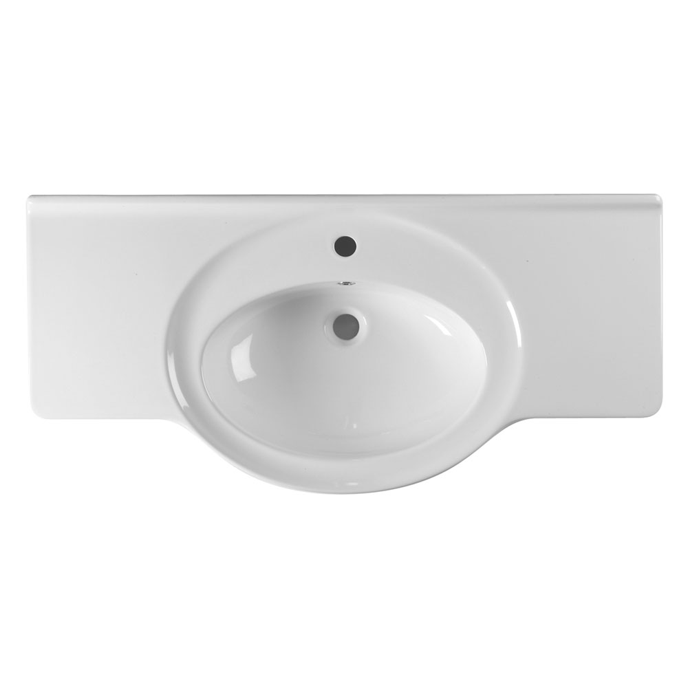 Roper Rhodes 1050mm Ceramic Basin - BT1050W profile large image view 1
