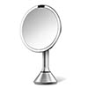 simplehuman Rechargeable Freestanding 20cm Cosmetic Sensor Mirror - BT1080 profile small image view 1