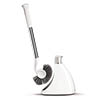 simplehuman Magnetic Toilet Brush & Holder - White - BT1083 profile small image view 1