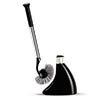 simplehuman Magnetic Toilet Brush & Holder - Black - BT1084 profile small image view 1