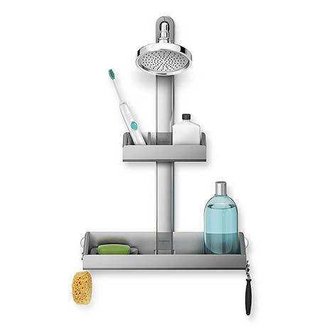 simplehuman Shower Shelf - BT1097