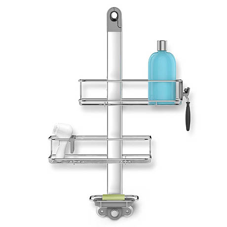 simplehuman Adjustable Shower Caddy - BT1098
