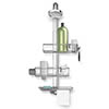 simplehuman Adjustable Shower Caddy Plus - BT1099 profile small image view 1