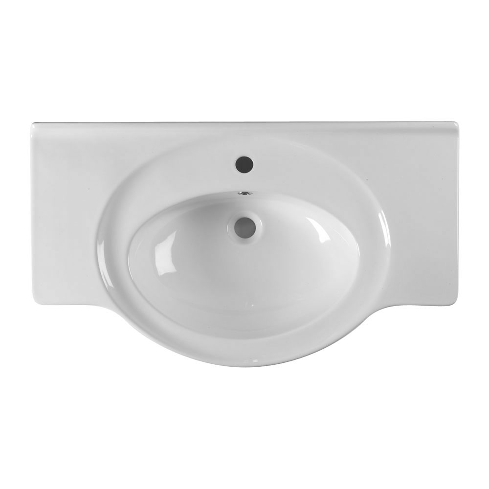 Roper Rhodes 750mm Ceramic Basin - BT750W Large Image