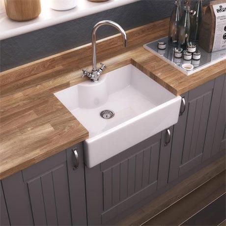Premier Staffordshire Butler Ceramic Kitchen Sink - BTL007