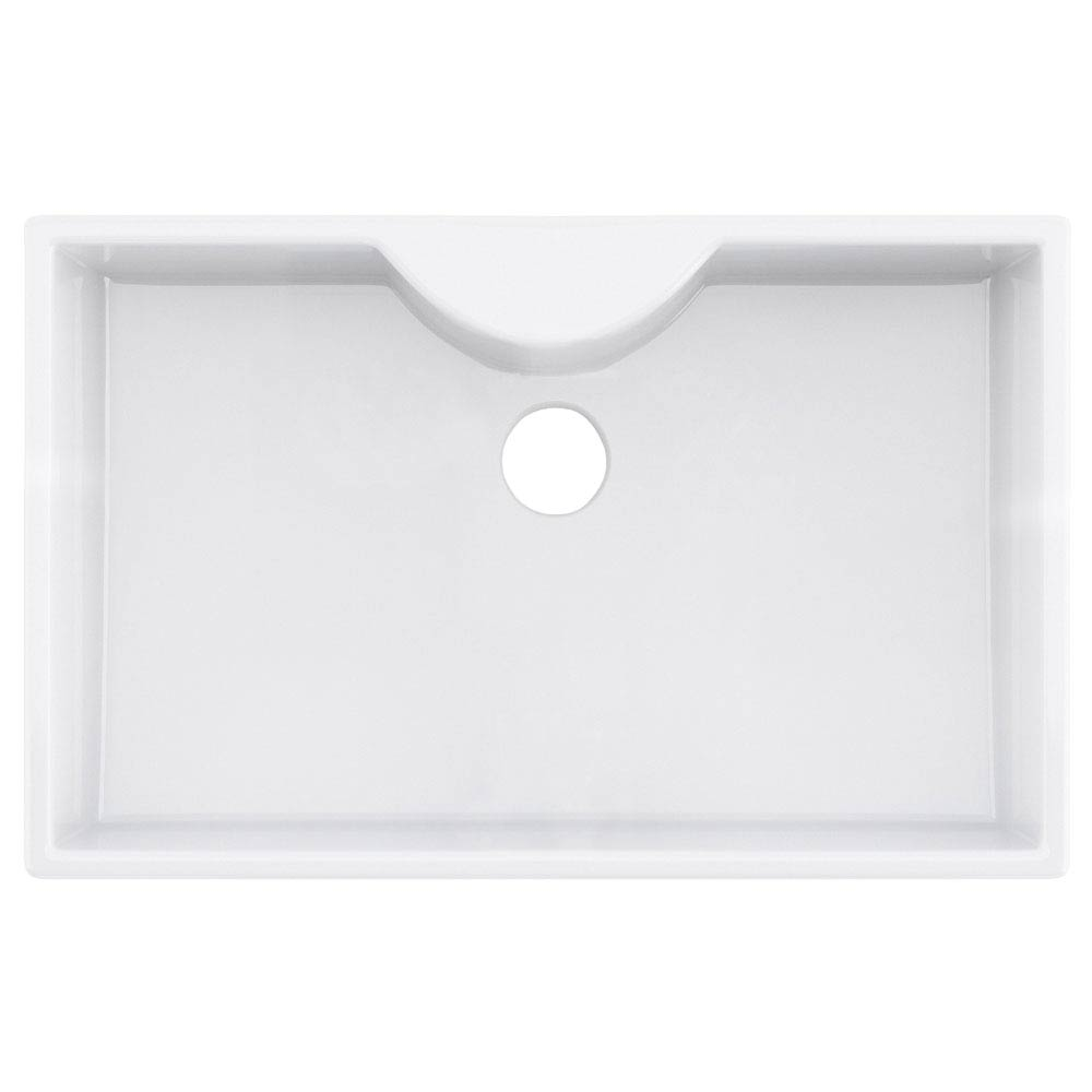Premier Oxford Butler Ceramic Kitchen Sink - BTL008  Profile Large Image