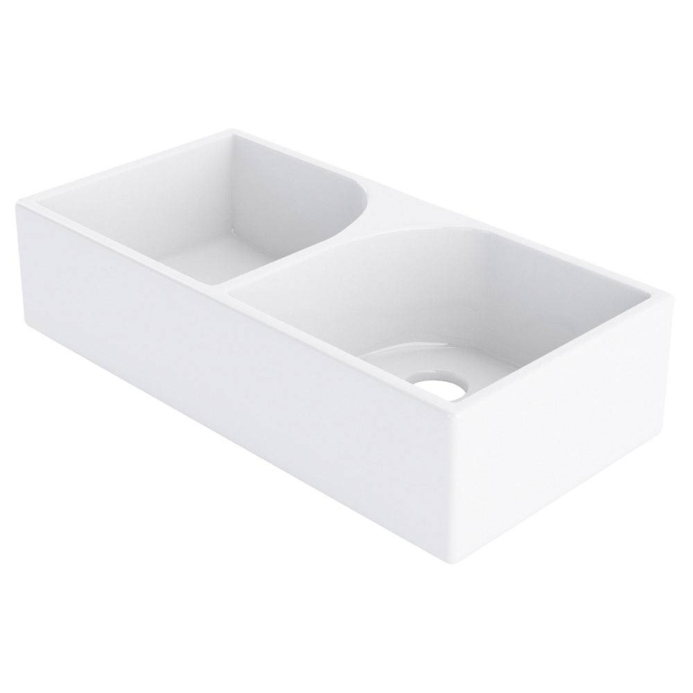 Premier Athlone Butler Ceramic Kitchen Sink - BTL009 profile large image view 3