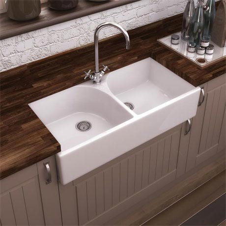 Premier Athlone Butler Ceramic Kitchen Sink - BTL009