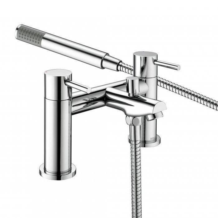 Bristan - Blitz Bath Shower Mixer - BTZ-BSM-C Large Image