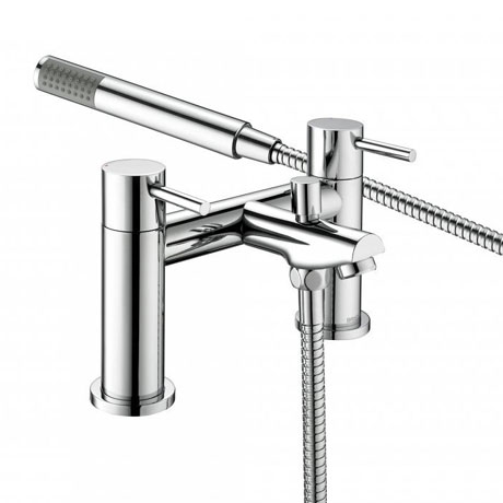 Bristan - Blitz Bath Shower Mixer - BTZ-BSM-C