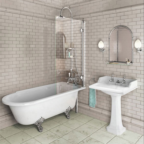 Burlington Bathrooms  Bathroom Suites Furniture Baths