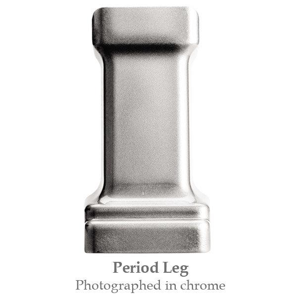 Burlington Hampton 1700mm Showering Bath with Legs - Right Hand Option profile large image view 4