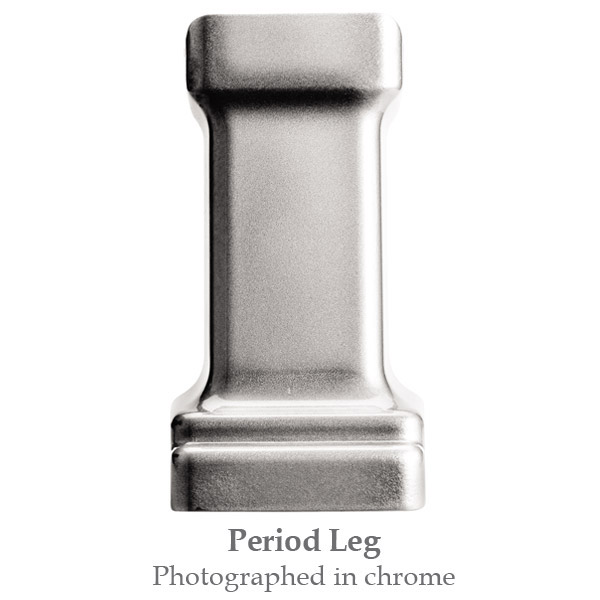 Burlington - Harewood Slipper 1700mm Freestanding Bath with Legs Feature Large Image
