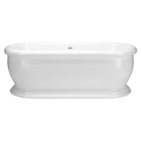 Heritage New Victoria Double Ended Roll Top Bath (1745x790mm)