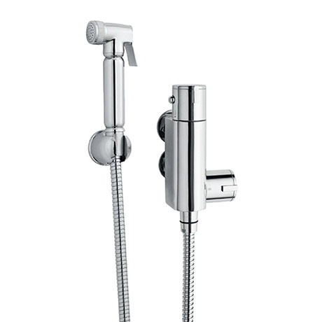 Nuie Douche Spray Kit and Thermostatic Valve - BW002