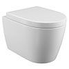 Bianco Wall Hung Toilet Inc. Soft Close Seat profile small image view 1