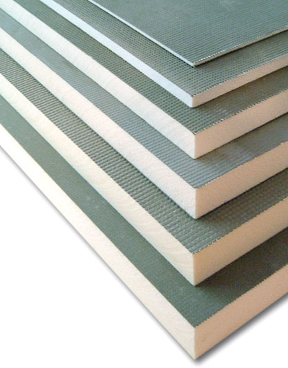 Tilemaster Adhesives - Thermal Construction Board - Various Thicknesses Large Image