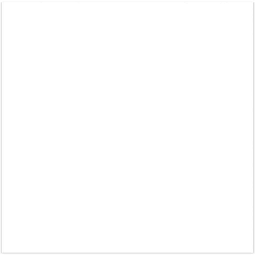 Balterley 2000mm White Gloss Laminate Work Top Victorian
