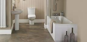 style guide ultra modern victorian plumbing bathroom blog