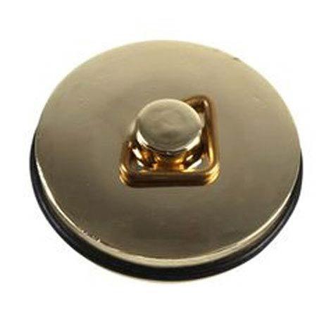 """1 3/4"""" Bath Plug - Gold - 90009822"""