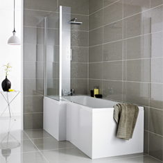 From GBP16895 Bath And Shower Combos