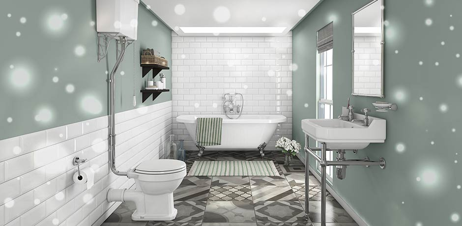 Get Your Bathroom Christmas Ready In 12 Days