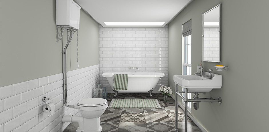 Planning Your Own Bathroom Layout Ideas Victorian Plumbing