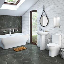 Bathroom Suites at Victorian Plumbing | Bathrooms