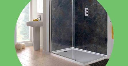 Bathroom Wall Panels | Wetroom Shower Walls | Victorian Plumbing UK