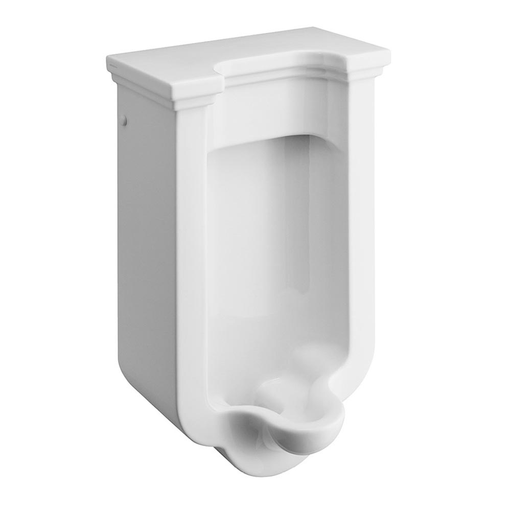 Bauhaus Waldorf Art Deco Wall Hung Urinal Large Image