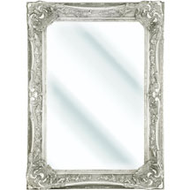 Heritage Bayswater Mirror (1090 x 790mm) - Ivory Medium Image