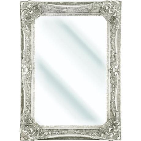 Heritage Bayswater Mirror (1090 x 790mm) - Ivory