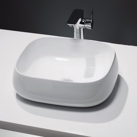 Bella Counter Top Basin 0TH - 450 x 410mm