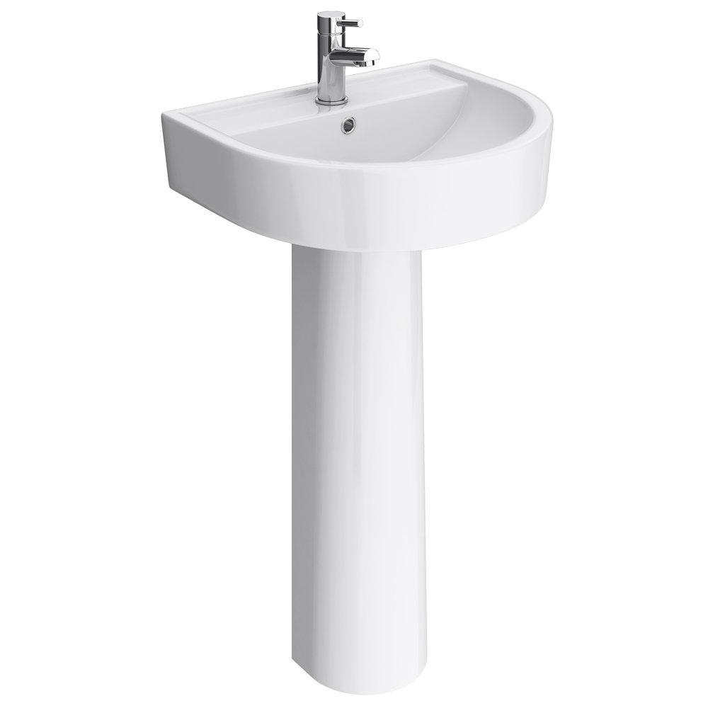Bianco 4 Piece Bathroom Suite Feature Large Image