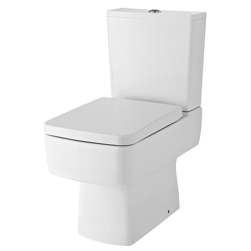 Bliss Modern Slipper Freestanding Bath Suite - 2 Basin Size Options In Bathroom Large Image