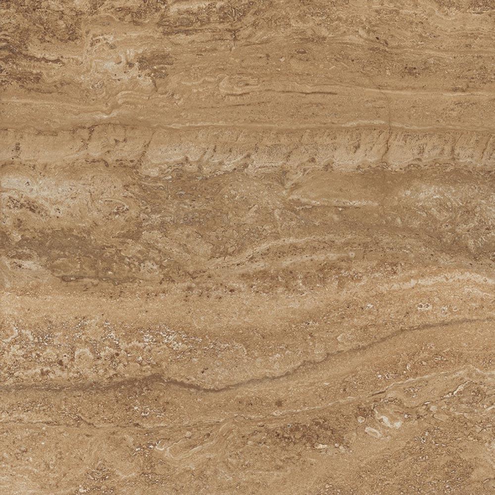 Bosa Marbled Brown Floor Tile (Matt - 450 x 450mm) Large Image