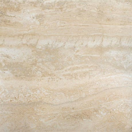 Bosa Marbled Cream Floor Tile (Matt - 450 x 450mm)