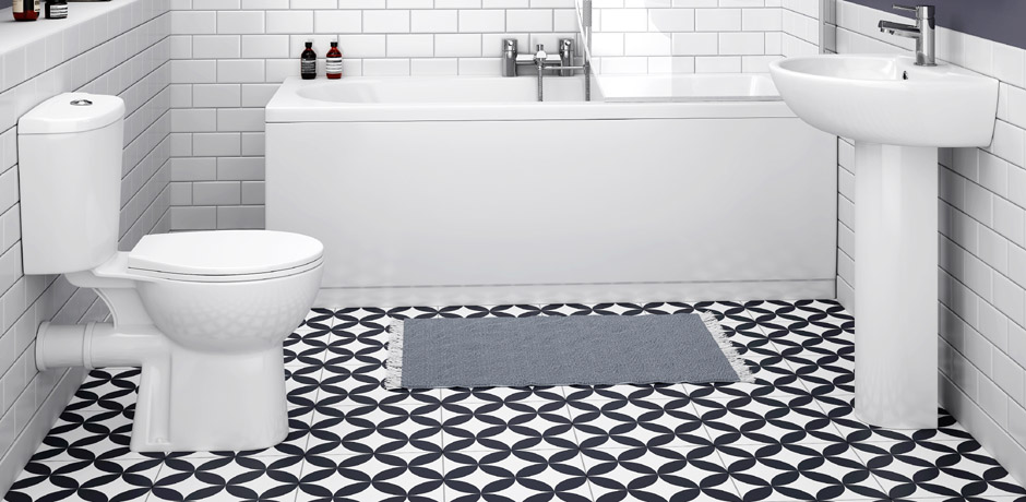 Creative Ways To Use Decorative Tiles Victorian Plumbing