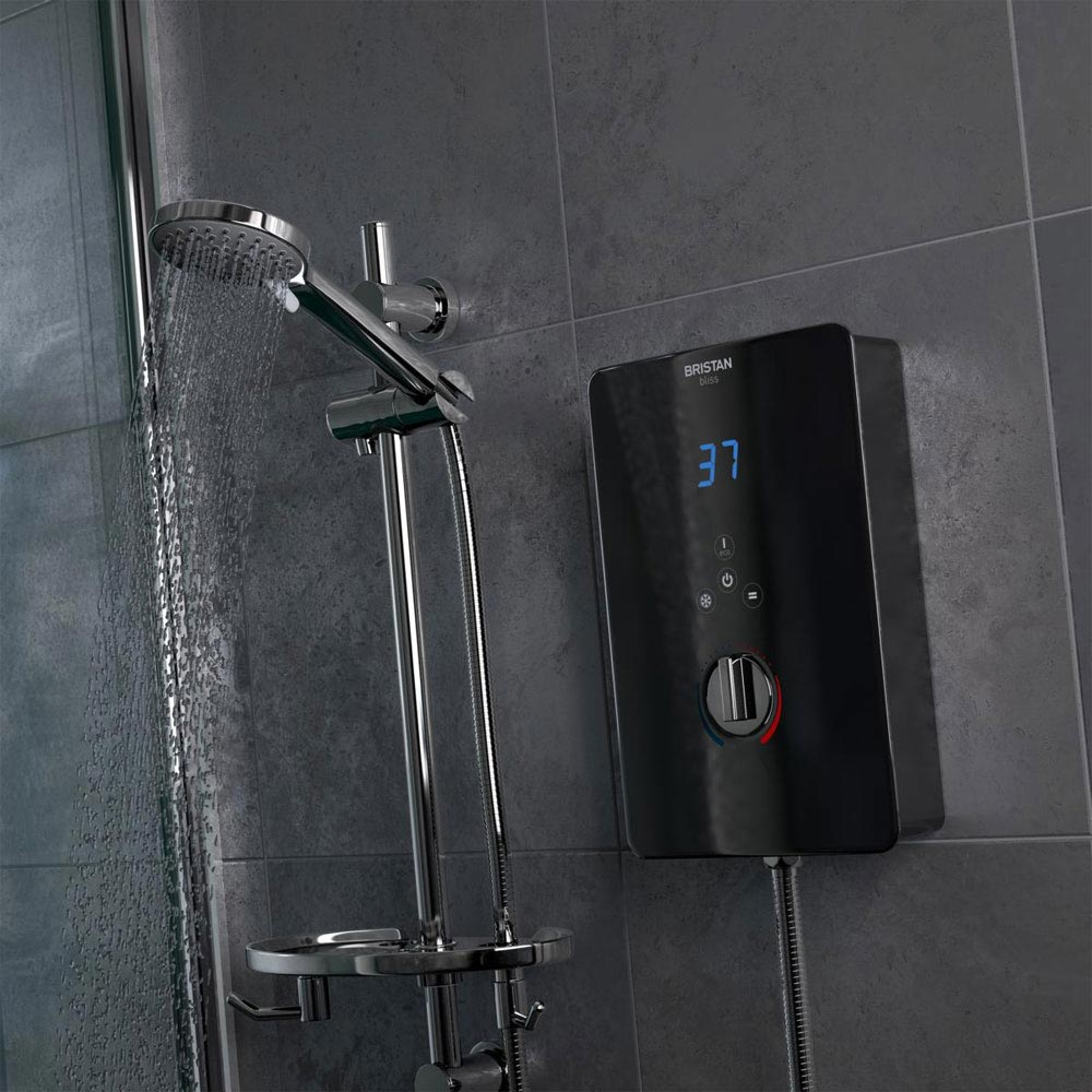 The Bristan Bliss Electric Shower