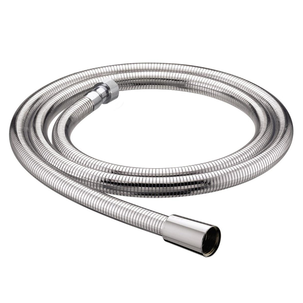 Bristan - 1.5m Cone to Nut Shower Flex Easy Clean Hose - Chrome Large Image