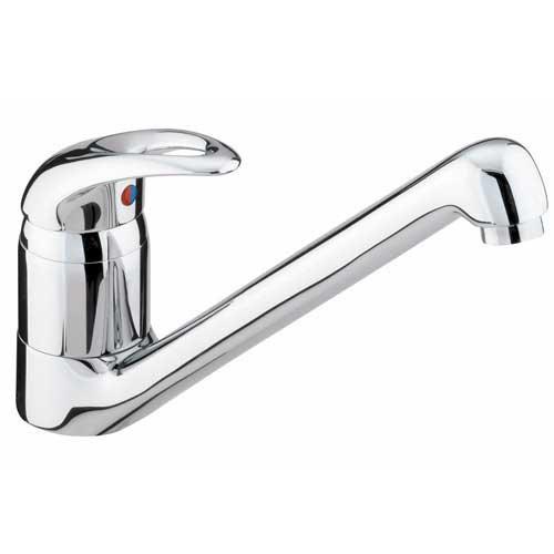 Bristan Java Single Flow Easyfit Sink Mixer Chrome Large Image